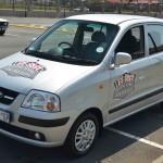 Ashley Webster's car
