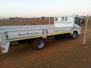 Mafika's truck
