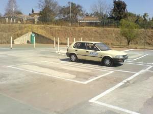 Kobus' car